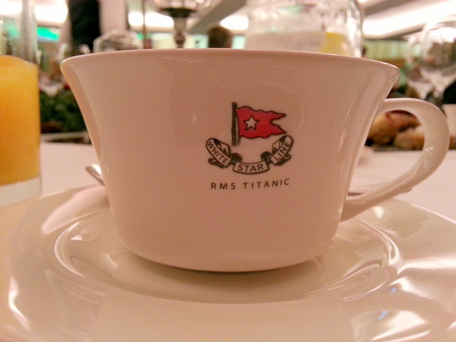 Titanic Belfast Cup